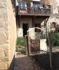 Beautiful village house Carcassonne - La Force