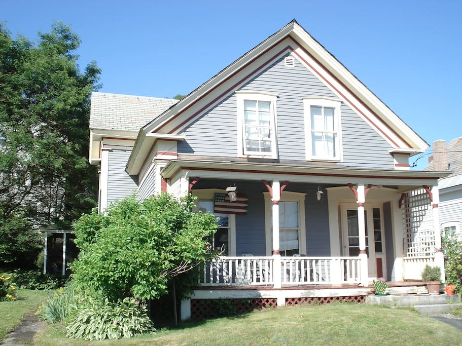 Historic home in great location!