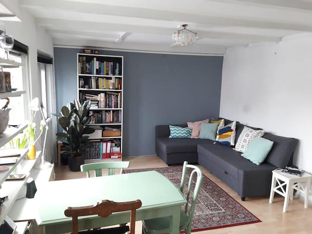 Cosy apartment near city center - Utrecht - Leilighet