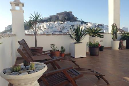 salobrena penthouse - Salobreña - Wohnung