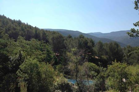 Maison du Domaine de la Ventrade en Provence - Auriol - Villa
