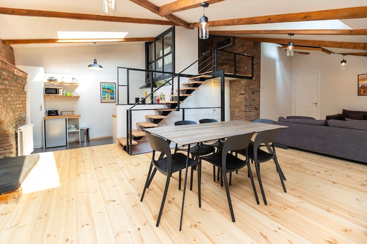 -30% OFF Luxury Loft in the Heart of Tbilisi
