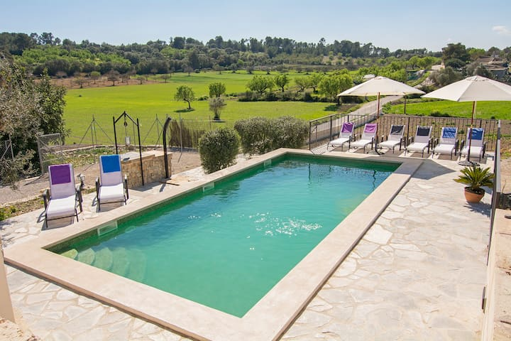 New Finca Private pool in Mallorca - Palma de Mallorca - Haus