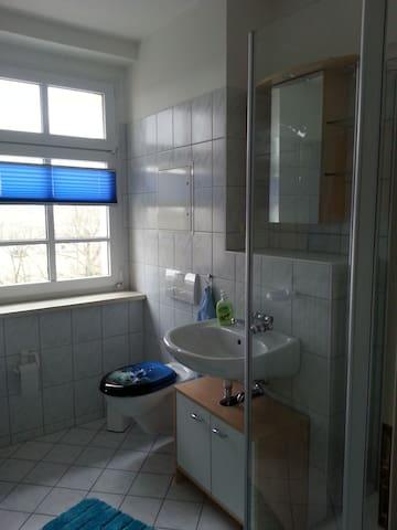 Ferienwohnung im Wald-1. OG - Gera - Apartament