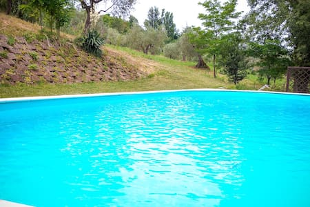 CountryInn swimming pool Restaurant - Saludecio - Bed & Breakfast