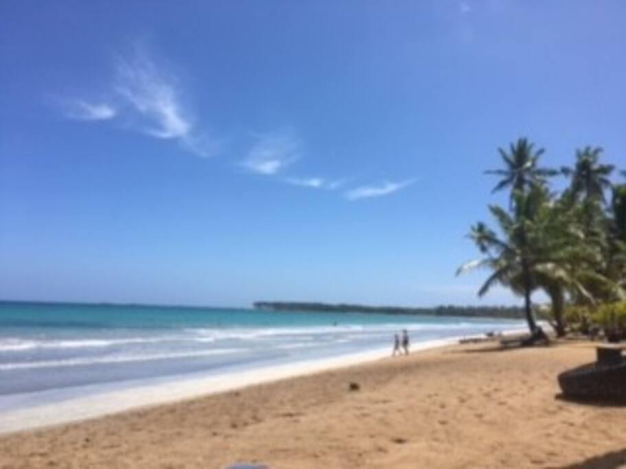 Coson Beach
