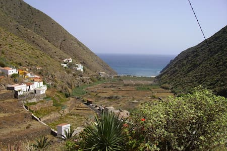 """Away from it all"" in La Gomera,  - Vallehermoso - Haus"