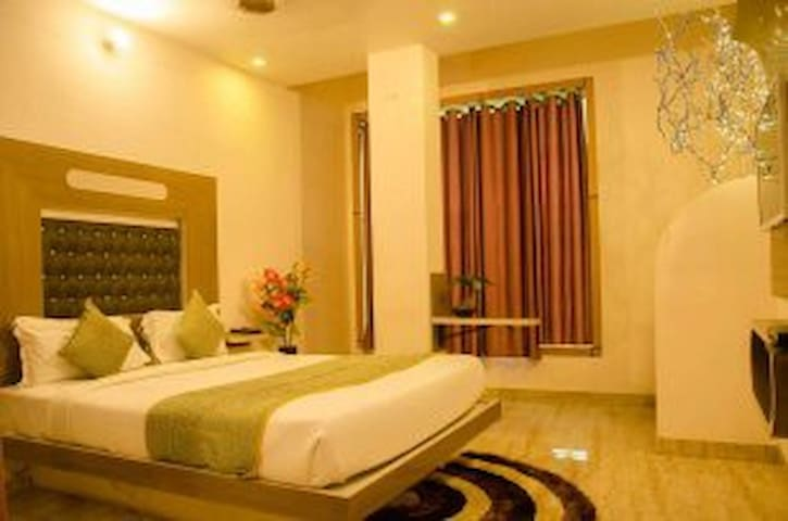 Super Deluxe Room at Hotel Comfort and Terrace Lounge