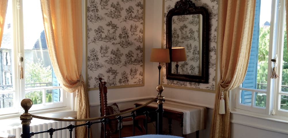 Le Rocher - Spring Room  - Gacé - Bed & Breakfast