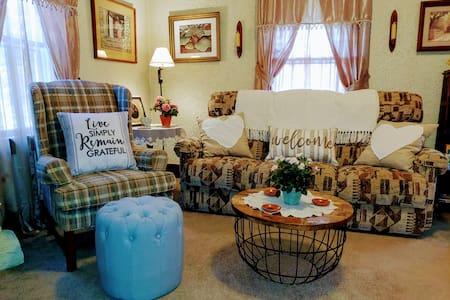 The Farmhouse Stay, LLC
