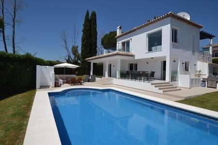 Stylish Contemporary Villa Marbella - Marbella