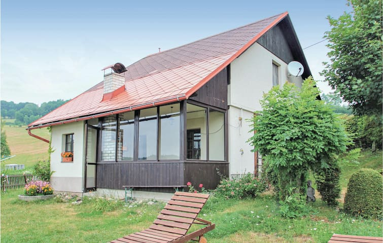 Holiday cottage with 2 bedrooms on 85m² in Semily