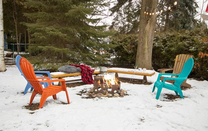 Cozy in the Village - in Bayfield close to everything!