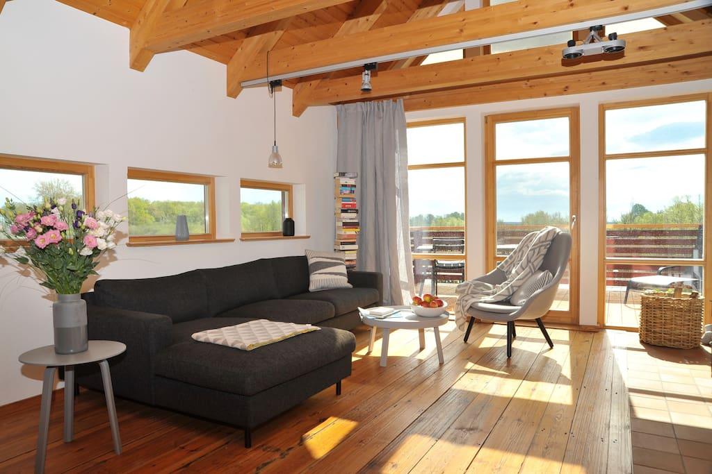 Wohnbereich 1. Etage