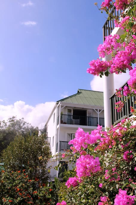 Perfectly located in the centre of Hout Bay. Within walking distance to shops, restaurants and beaches.