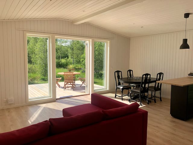 Holiday House with 2 bedrooms in Dals- Ed.