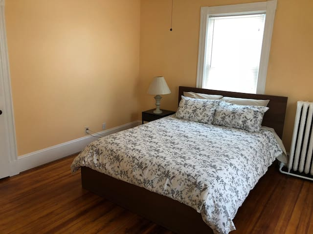 Private Room, Furnished Malden Apt Available Now!!