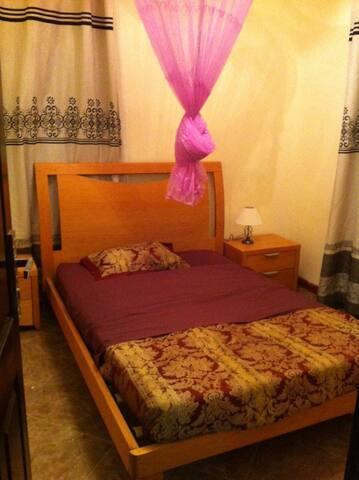 Sha's Homes - Kampala - Appartement