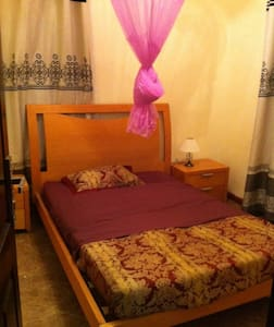 Fully furnished 2 bed apartment