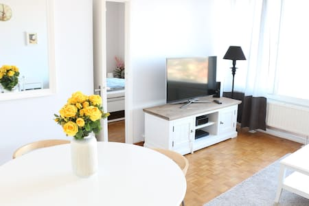 Cozy duplex in EU area of Bruxelles - Saint-Josse-ten-Noode