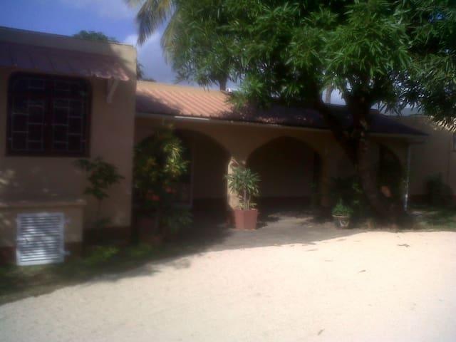 l'hacienda mauricienne - Black River - House