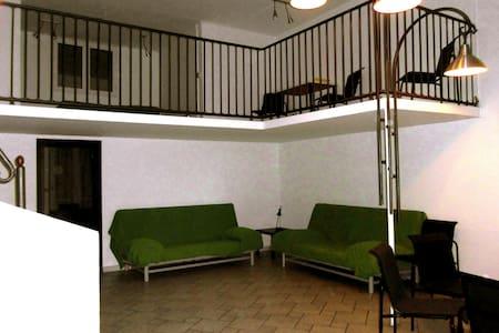 Loft spazioso con accesso diretto - Turin