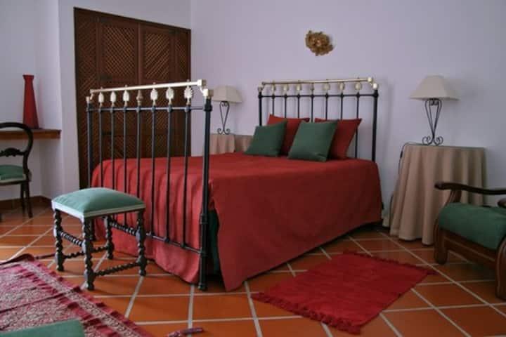 casa de campo alcaide Pêro Rodrigue