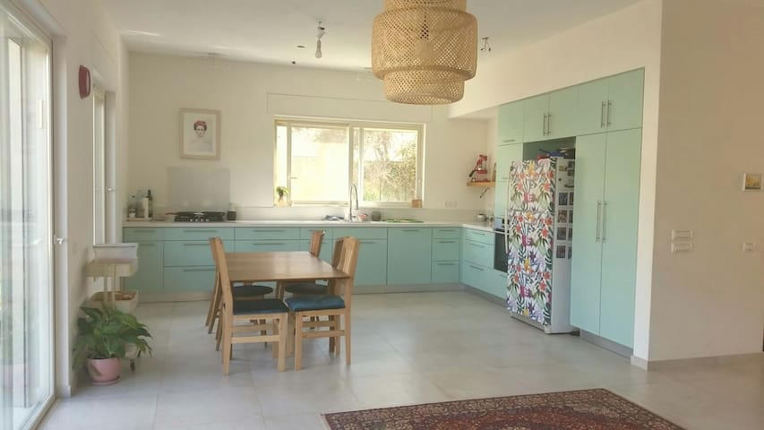 A beautiful new villa in Moshav Mata