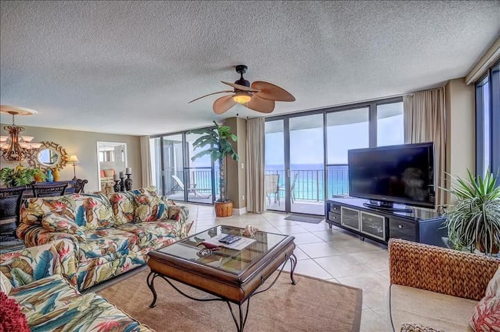 Watercrest 1008-2BR- RJ Fun Pass*Buy3Get1FreeThru12.31*BeachFront! - Panama City Beach - Apartament