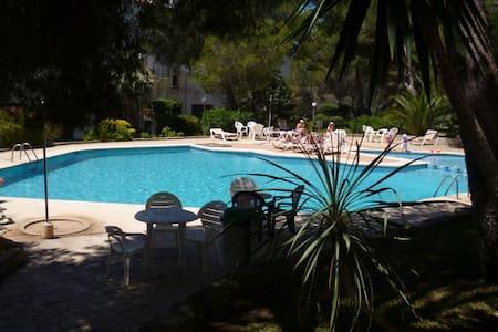 Schönes Zimmer mit eigenem Bad - Sol de Mallorca - Rumah