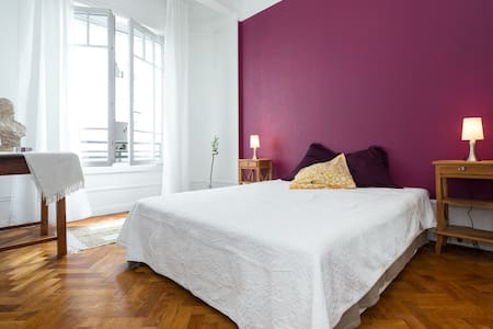 Centre Nice  10 min from beach - Nice - Daire