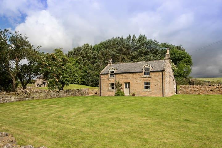 Shortflatt Farm Cottage, New for 2016 - Belsay - Casa