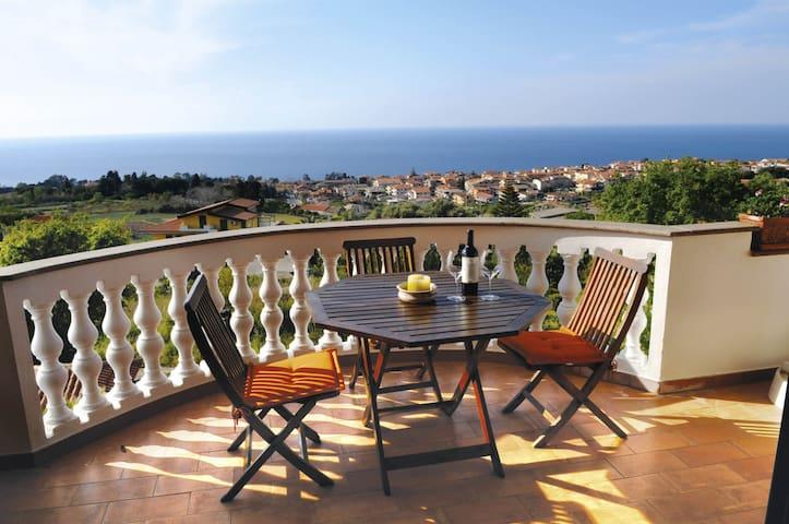 villa bellavista - ricadi - Huis