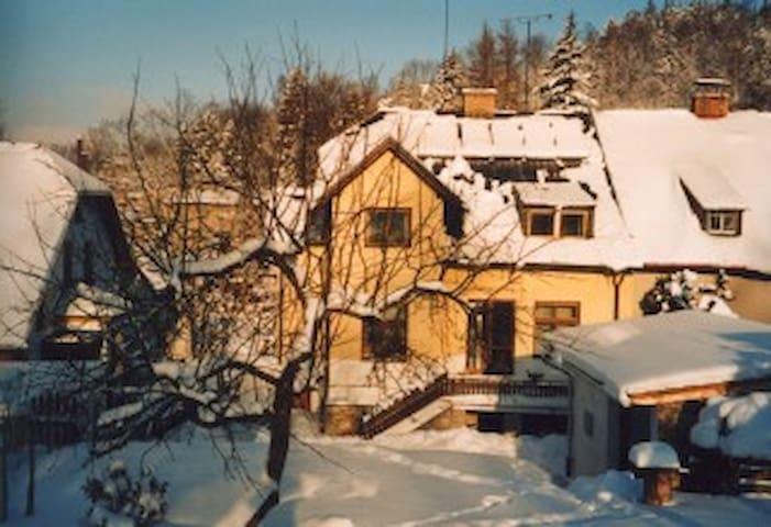 Penzion Rozmarynka - Olešnice v Orlických horách - บ้าน