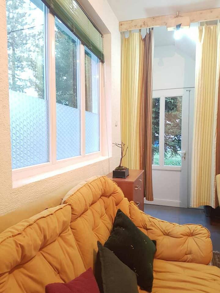 Belette apartment