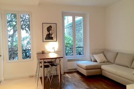 Charming 2 bedrooms - 15mn from Paris Center - Levallois-Perret