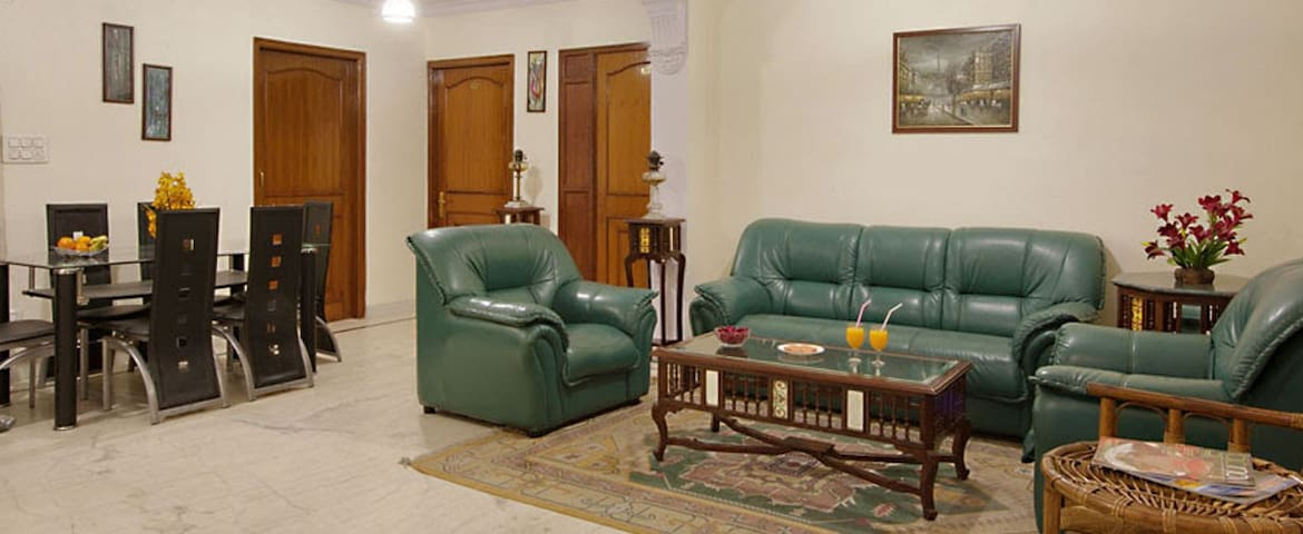 Deluxe Apartment Room at Jaipur