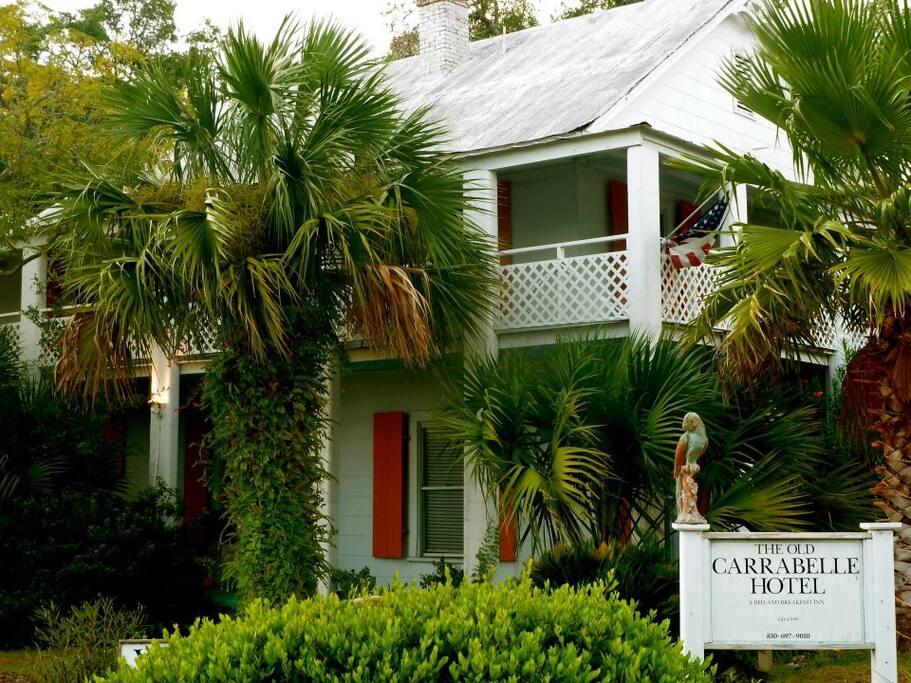 Key West style in Carrabelle FL