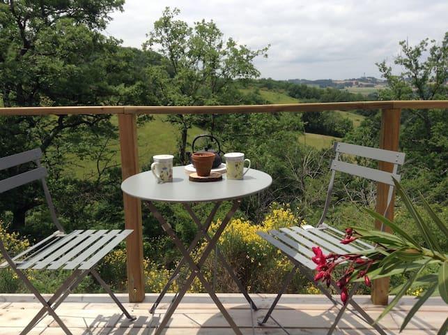 Chez Laurette - Idrac-Respaillès - Cottage