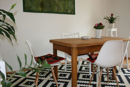 Zimmer in zentraler Wohnung in RV - Ravensburg - Byt