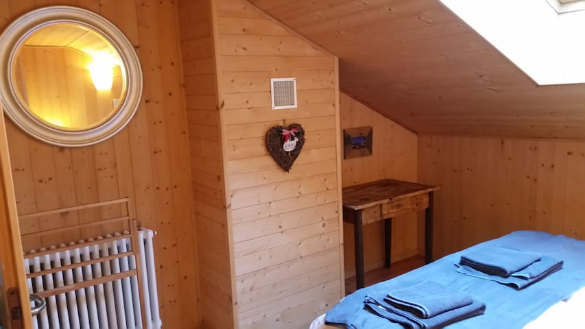 Double Bedroom Loft room