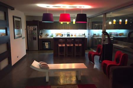 Spectacular Modern Loft  - Santiago