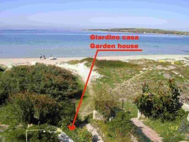Stanza privata sulla spiaggia - San Vero Milis - Byt