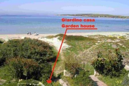 Stanza privata sulla spiaggia