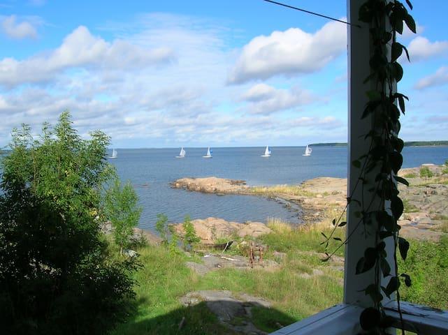 Lägenhet vid havet i sommaridyll - Öregrund - Lägenhet