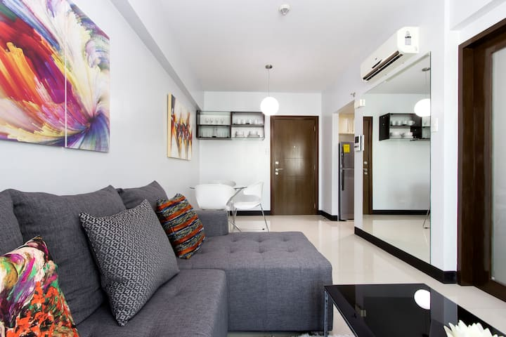 One Bedroom at Parkside Villas - Pasay - Apartamento