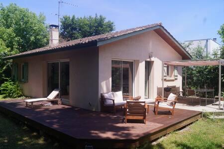 Maison agréable avec grand jardin - Lège-Cap-Ferret - House