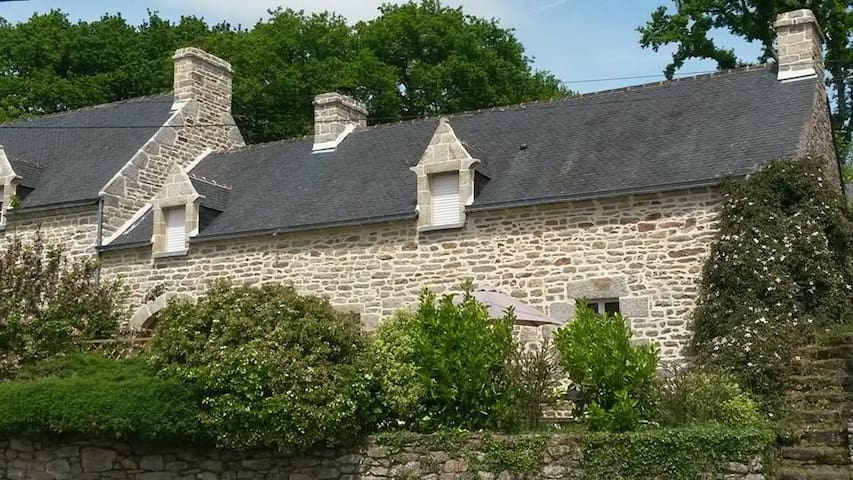 Charming Cottage in South Brittany - Meucon - Haus