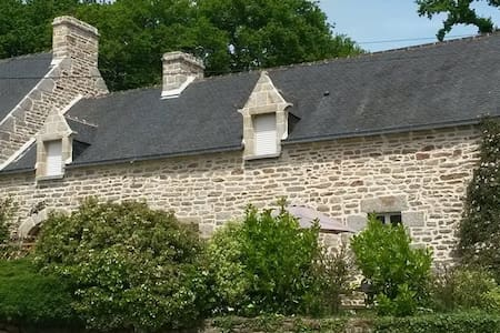 Charming Cottage in South Brittany - Meucon