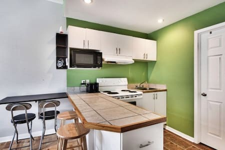 Beautiful and clean studio - Montréal - Appartamento